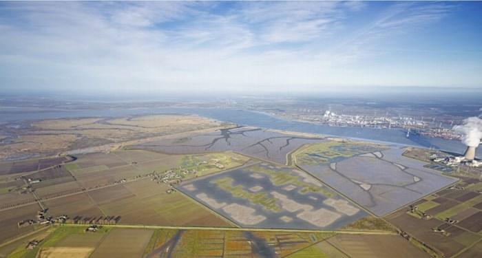 28 miljoen m³ zand uitgraven voor Oosterweel en Saeftinghedok kan 150 miljoen euro kosten
