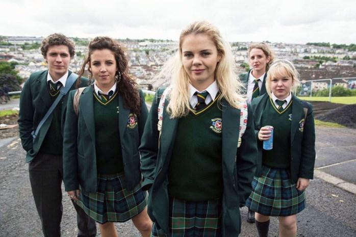 Onze Netflix bingetip. 'Derry Girls': zo grappig was Noord-Ierland nog nooit