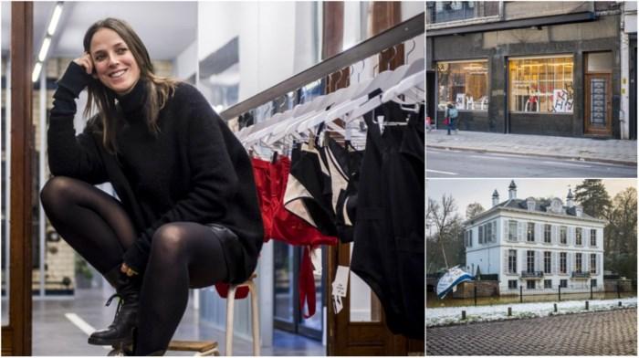 """De favoriete plekken van lingerieontwerpster Murielle Scherre: """"In Antwerpen ontstond mijn passie voor mode"""""""