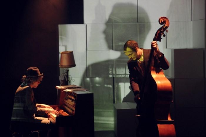 Voorstelling over jazzlegende Thelonious Monk