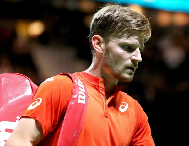 David Goffin bij laatste vier op ATP-toernooi van Marseille