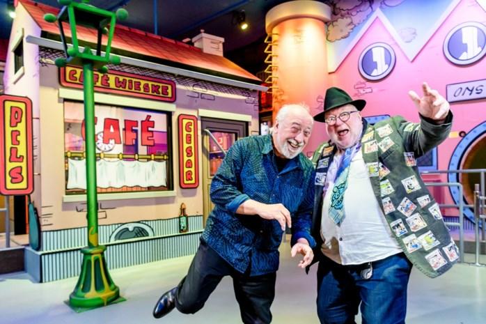 """Urbanus en Willy Linthout zien hun stoute stripfiguren sprong maken naar het witte doek: """"Wij mogen niet te preuts worden"""""""