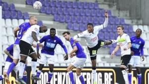 Beerschot Wilrijk alleen aan de leiding in de tweede periode ondanks 1-1 tegen Roeselare