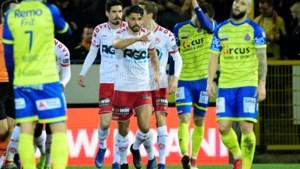 Waasland-Beveren moet 2-6 incasseren tegen KV Kortrijk