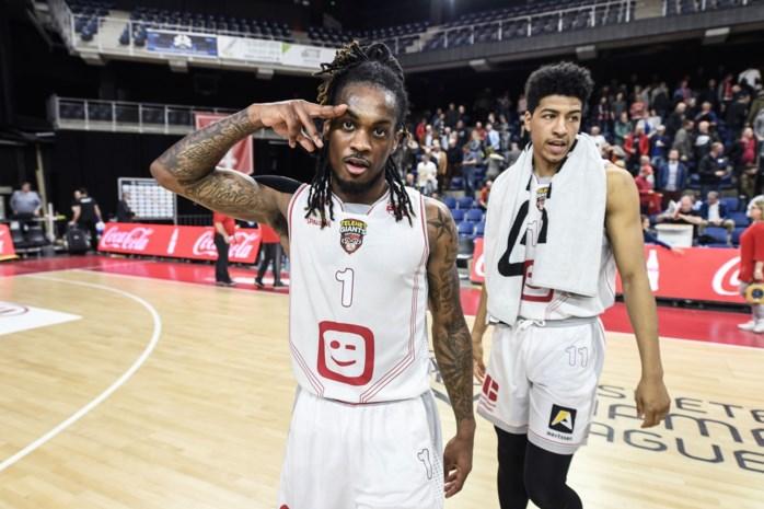 Telenet Giants Antwerp stopt zegereeks Brussels en komt mee aan de leiding in Euromillions League
