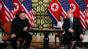 """Trump en Kim praten voort: """"Snelheid is niet belangrijk"""""""