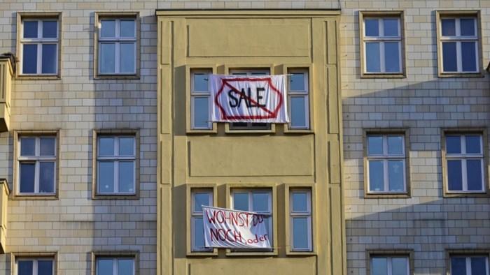 Radicaal plan in Berlijn: huurprijzen worden vijf jaar lang bevroren