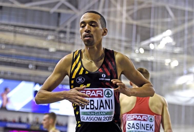 EK ATLETIEK. Bolingo met nieuwe recordtijd naar finale 400 meter, Djebani gediskwalificeerd door videoref