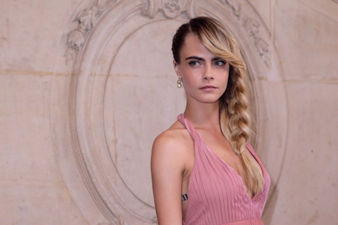 Cara Delevingne gezicht van Dior Beauty