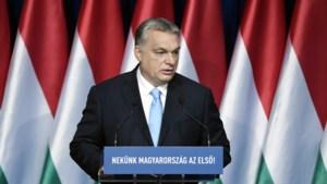 """Hongaarse premier Orban haalt uit naar CD&V en CDH: """"Nuttige idioten die zich voor de kar van links laten spannen"""""""