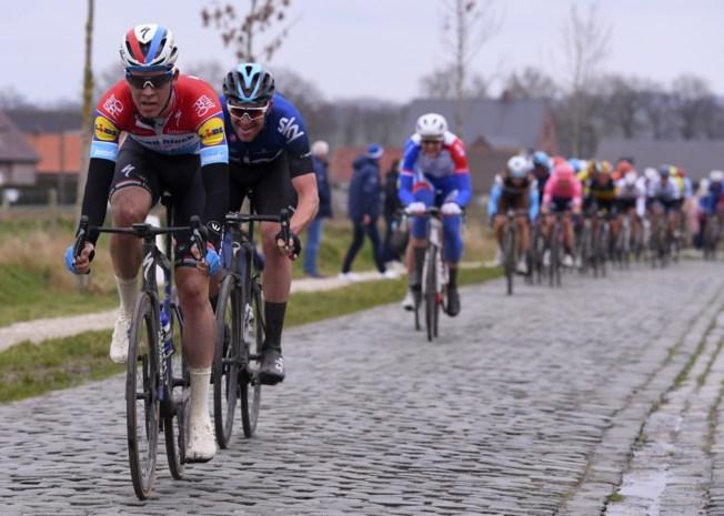 """REACTIES. Patrick Lefevere lyrisch over winnaar Bob Jungels: """"Niet veel renners kunnen wat hij hier deed"""""""