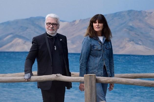 Chanel duidt plots tweede opvolger aan voor Karl Lagerfeld