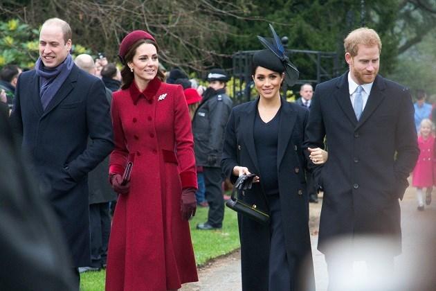 Britse koninklijke familie heeft het helemaal gehad met haatberichten
