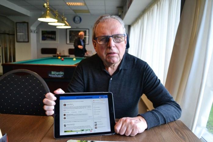 Freddy Willockx slachtoffer extreemrechts nepprofiel op Facebook