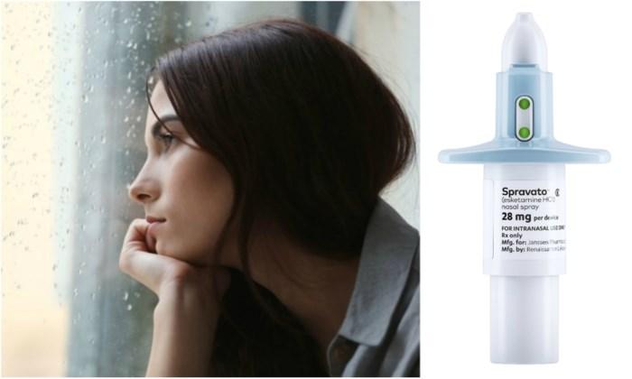 Neusspray tegen depressie: Janssen Pharmaceutica krijgt groen licht om product in te zetten in hele VS
