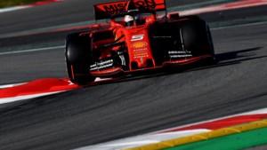 Na Eva, Margherita, Gina en Loria kiest Sebastian Vettel nu voor Lina