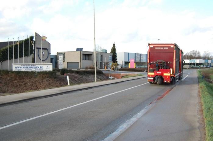 Verkeerschaos door werken N419