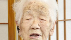 Deze Japanse vrouw is de oudste nog levende mens