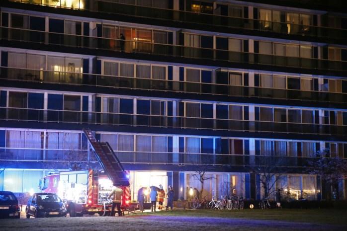 Rookmelder redt bewoners van appartement op tiende verdieping