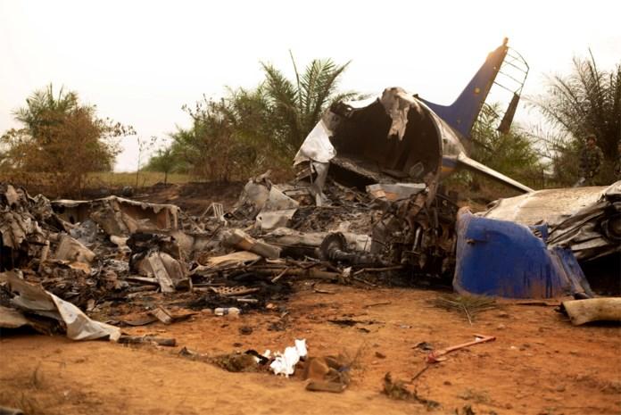 Veertien doden bij vliegtuigcrash in Colombia