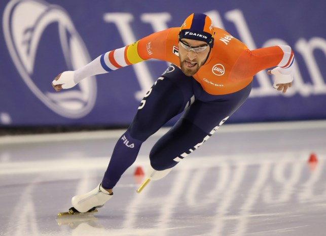Nog twee wereldrecords op slotdag Wereldbeker schaatsen in Salt Lake City