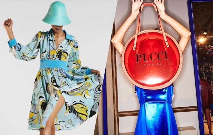 Staat het Italiaanse modehuis Emilio Pucci te koop?