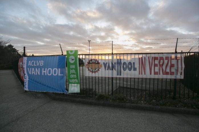 Staking bij Van Hool is (voorlopig) van de baan