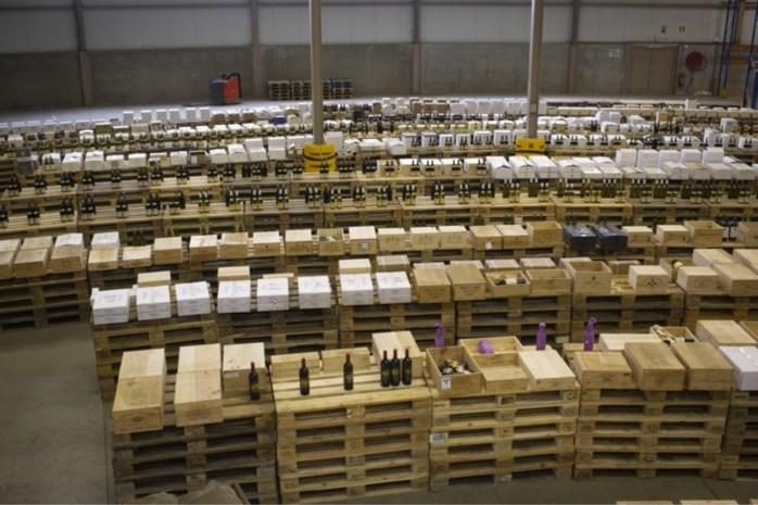 """130.000 flessen van wijnhandel te koop: """"Sommige kunnen tot 100.000 euro kosten"""""""