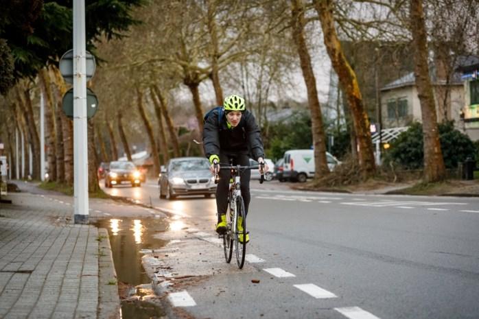 Nieuwe fietsostrade is alternatief voor Brusselsesteenweg