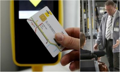 Controleurs De Lijn schrijven 63% meer pv's uit in provincie Antwerpen: veel reizigers vergeten Mobib-kaart te scannen