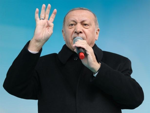 "Erdogan noemt Netanyahu ""dief"" en ""tiran"""