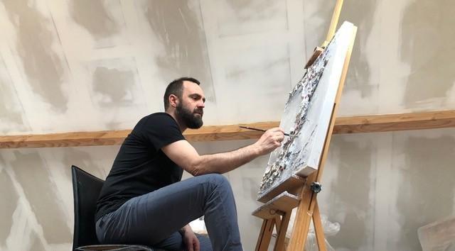Kunst van Ben Nys hangt tussen grote meesters