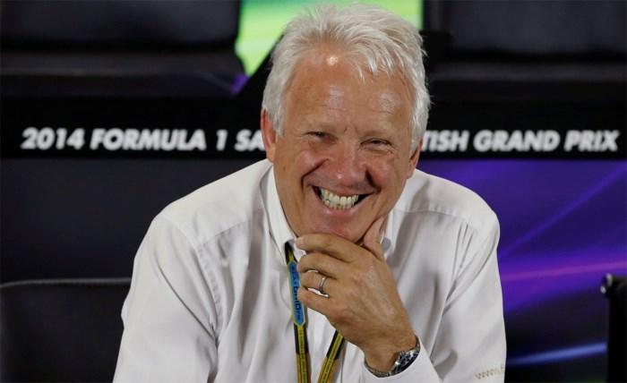 """F1-racedirecteur Charlie Whiting (66) overleden: """"Formule 1 verliest een trouwe vriend"""""""