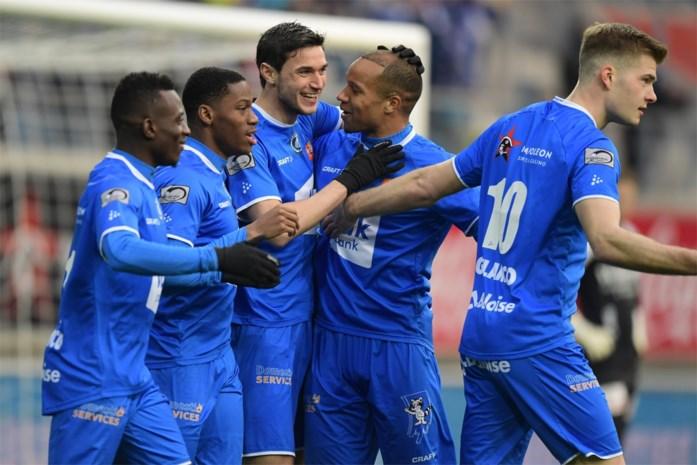Wie grijpt het laatste Play-off 1 ticket? Alle ogen dit weekend op STVV vs. KAA Gent