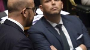 """Premier Michel: """"Met N-VA nog in regering had Francken waarschijnlijk ontslag moeten nemen"""""""