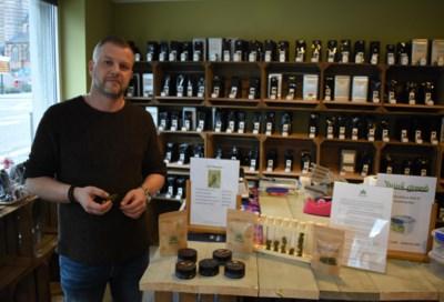 Primeur: Meer dan Thee  verkoopt legale cannabisbloemen