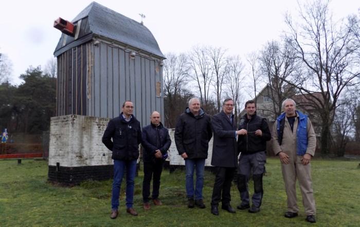Restauratie van beroemdste molen van Kasterlee gaat van start
