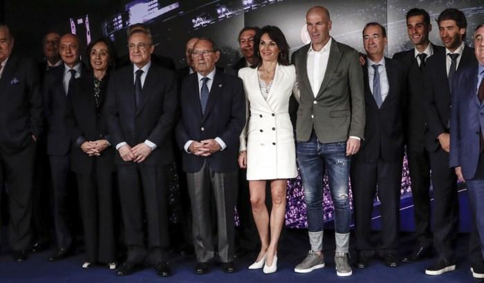 Waarom iedereen het over de broek van Real Madrid-coach Zinédine Zidane heeft (en wat die kost)