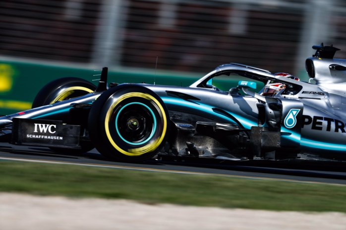 Lewis Hamilton snelste in Australië, speelt Ferrari verstoppertje?