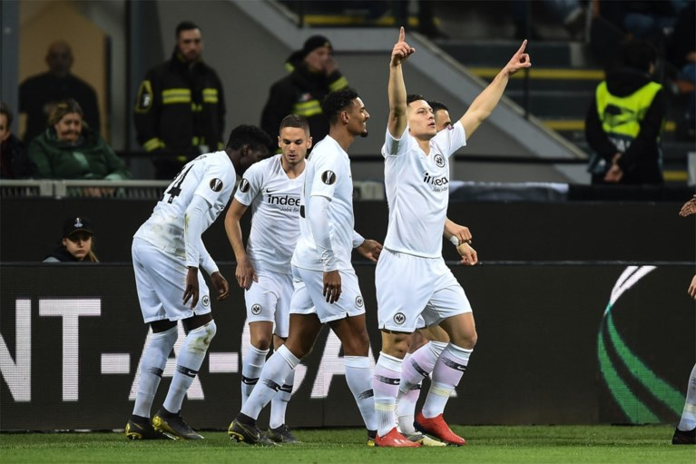 EUROPA LEAGUE. Arsenal dankt 'Black Panther', Inter eruit tegen Duitse hoop en oude bekende zorgt voor stunt in Praag