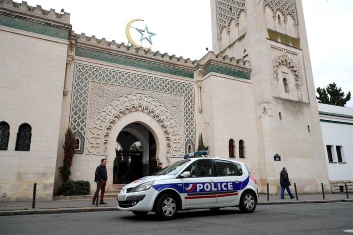 Extra beveiliging aan moskeeën in tal van Europese steden, maar voorlopig niet in België