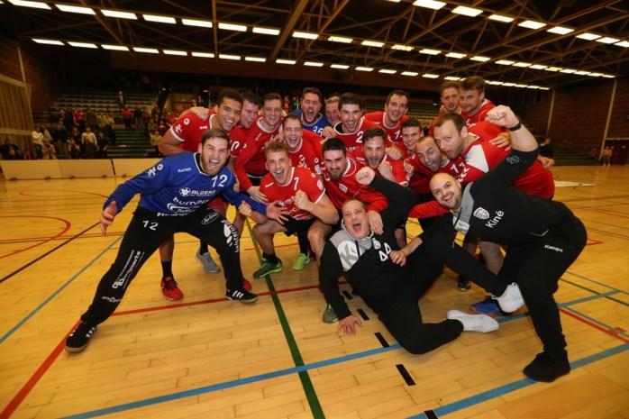 Play-offs voor Tongeren, Hasselt naar barrages Handbal BeNeleague