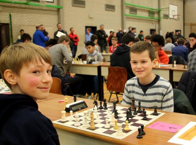 Sint-Pietersinstituut zet tegenstanders schaakmat