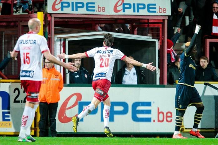 B-ploeg van Antwerp verliest (onterecht) en begint zo nog als laatste aan Play-off 1