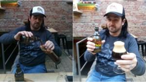 """Channel Zero-zanger wordt bierbrouwer: """"Het moest een beetje zoals mazout smaken"""""""