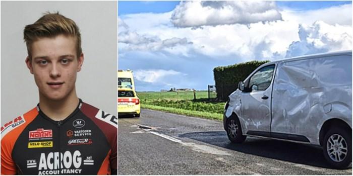 Desselse wielrenner (19) overleden na aanrijding tijdens koers