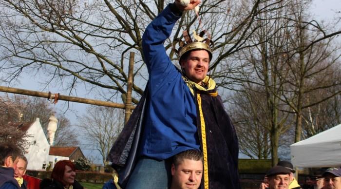 Brett Keuppens voor eerste keer koning van de Ware Gans