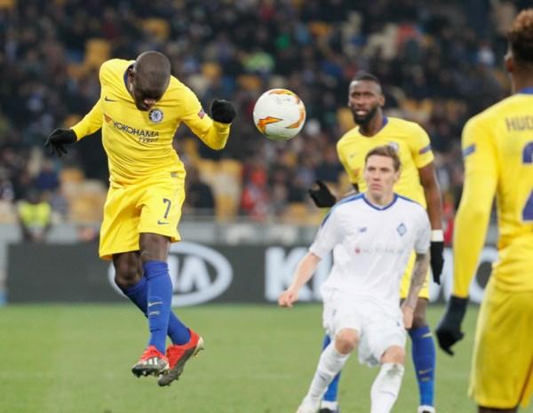 Chelsea klaagt racisme aan: spelers in Kiev getrakteerd op weerzinwekkend gedrag