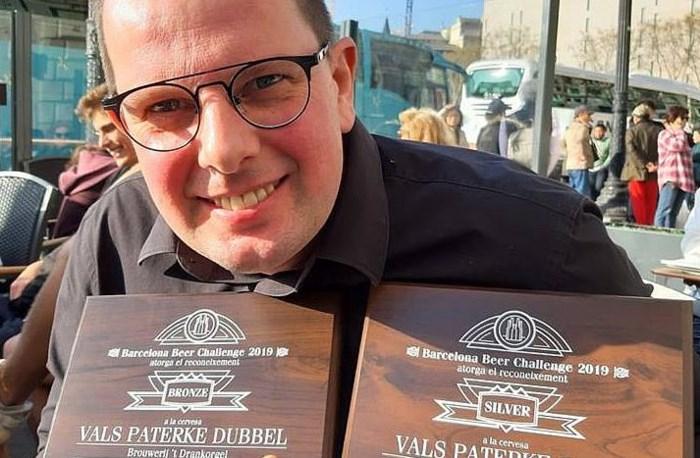 Vals Paterke slaat ongenadig toe in Barcelona Beer Challenge
