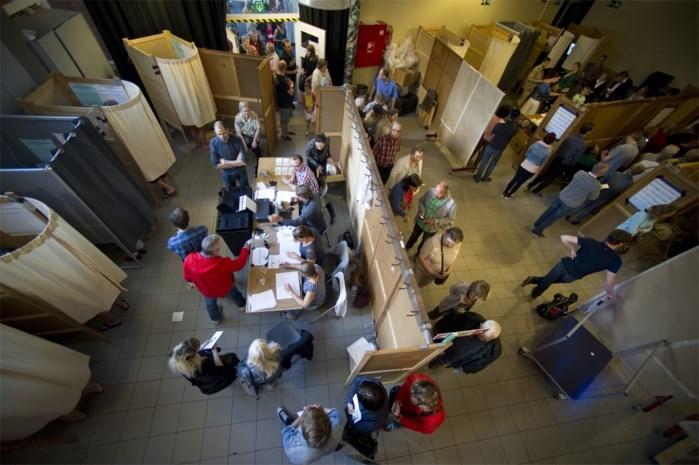 Europa stemt elektronisch, maar niet in België